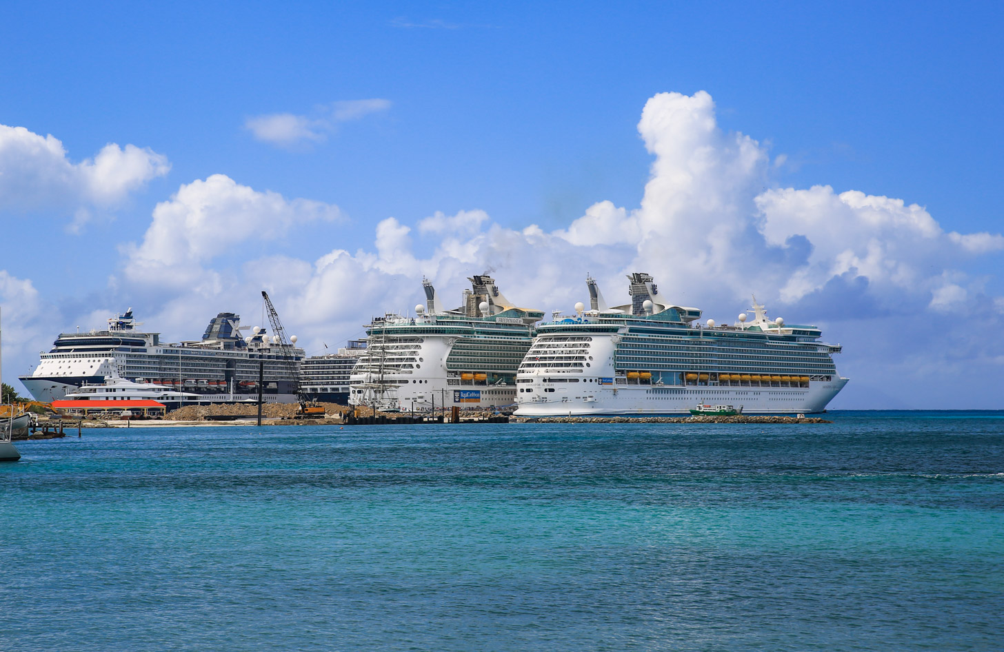 Cruisebestemming Sint Maarten
