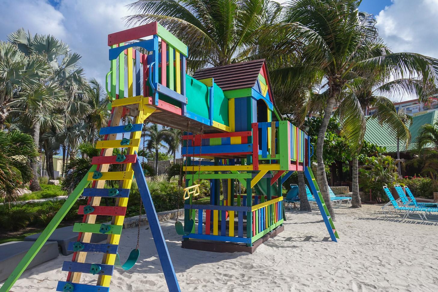 Sint Maarten met kinderen