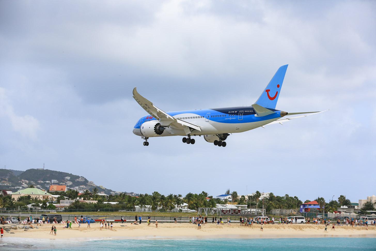 Met TUI naar Sint Maarten